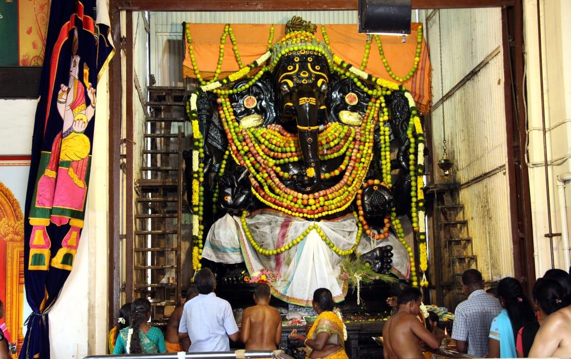 புலியகுளம் விநாயகர்