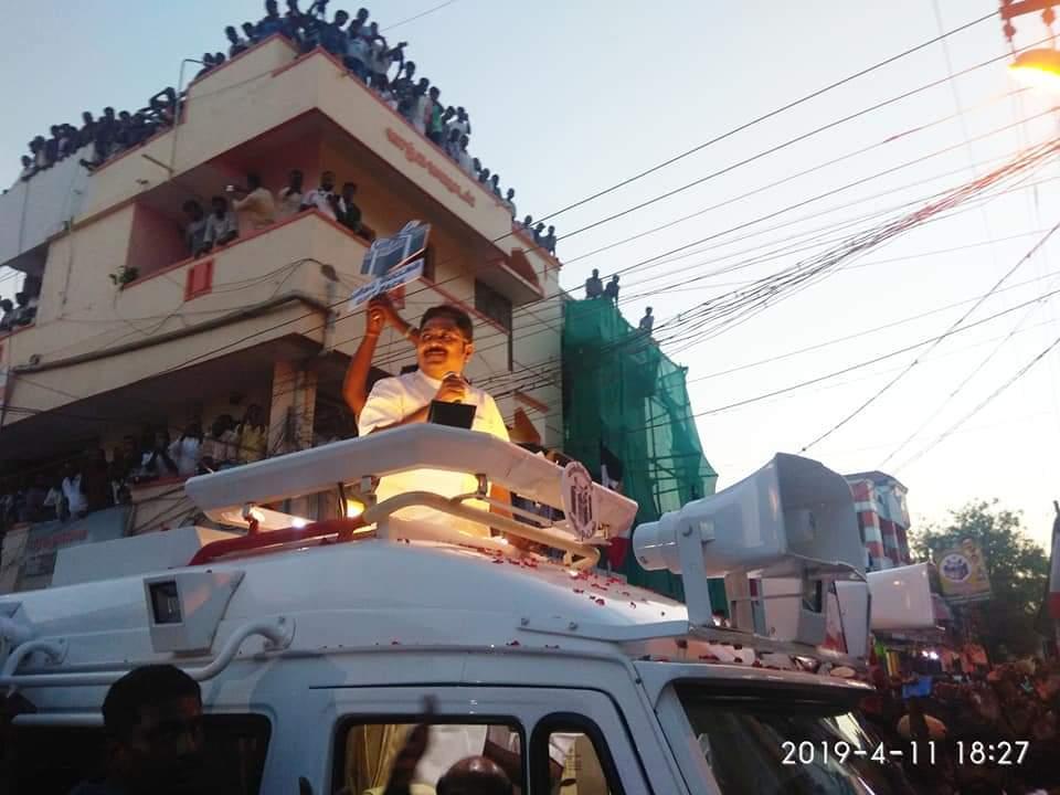 டிடிவி பிரசாரம்