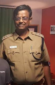 போலீஸ் உதவி கமிஷனர் வின்சென்ட் ஜெயராஜ்