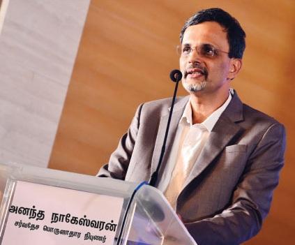 வேலைவாய்ப்பின்மை பற்றி வி அனந்த நாகேஸ்வரன்