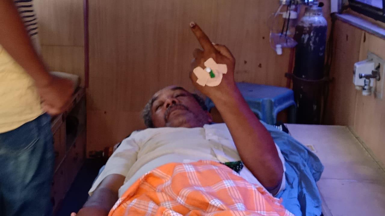 முபாரக் அலி