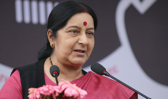 சுஷ்மா சுவராஜ்