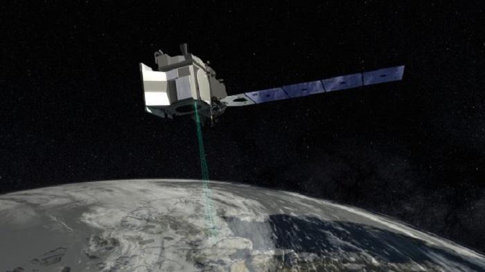 நாசா ICESat-2