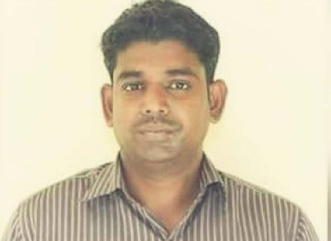 கொலை செய்யப்பட்ட செல்வராஜ்
