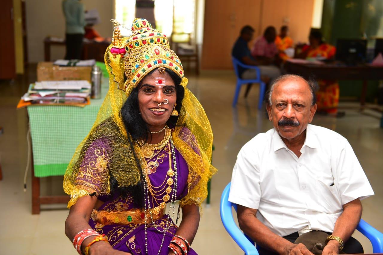 திருநங்கை பாரதிகண்ணம்மா