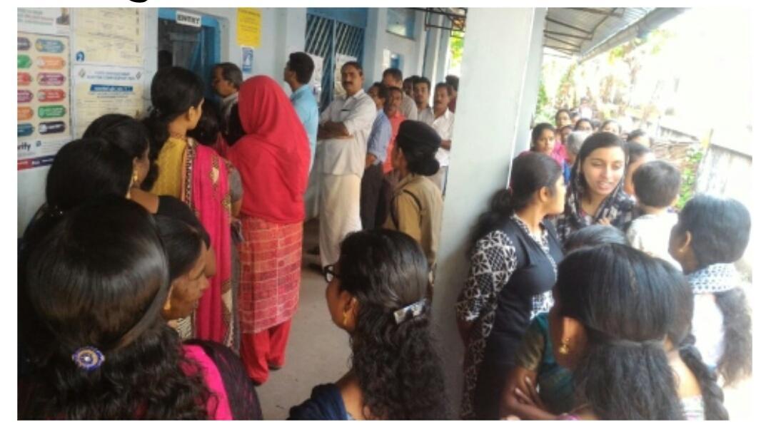 கேரள மாநிலம் தேர்தல்