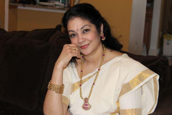 சாந்தி கிருஷ்ணா