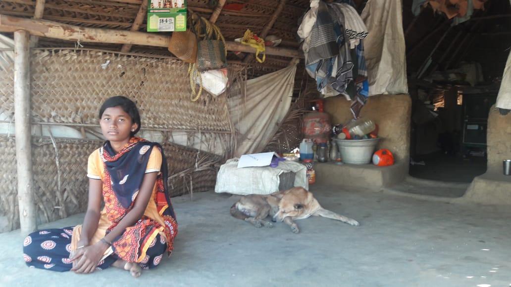 மாணவி சஹானா