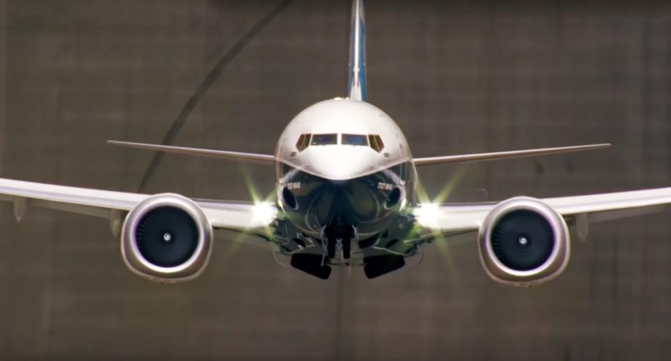 போயிங் 737 MAX