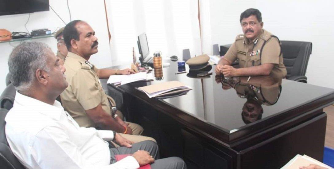தேர்தல் பிரிவு டி.ஜி.பி-யானார் அசுதேஷ் சுக்லா அடுத்த நடவடிக்கை என்ன?