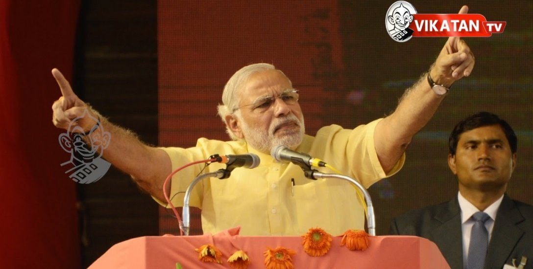 புஸ்வாணமான தேர்தல் வாக்குறுதிகள்... மோடி சொன்ன 50 பொய்கள்!