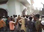 காங்கிரஸ் பிரசாரக் கூட்டத்தில் பிரியாணிக்காக நடந்த அடிதடி! - 9 பேர் கைது