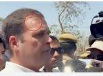 `ராகுல்காந்தி தலைக்கு குறிவைக்கப்பட்டது!' - உள்துறை அமைச்சகத்தில் ஆதாரத்துடன் காங்கிரஸ் புகார்