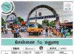 ஆம்னி பேருந்துகளின் தேர்தல் நேர வசூல் வேட்டை! #VikatanInfographics