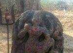 கி.பி.10-ம் நூற்றாண்டு `கொற்றவை' சிலை கண்டுபிடிப்பு!- பெண்கள் மட்டுமே பூஜை செய்வார்கள்