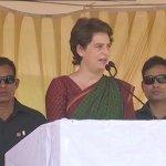 `மோடியைப் போல பலவீனமான பிரதமரைக் கண்டதில்லை!' - பிரியங்கா காந்தி