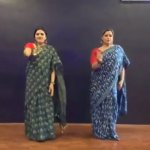 `புடவை கட்டிக்கொண்டு டான்ஸ்கூட ஆட முடியும்!' - எழுத்தாளர் தஸ்லிமா நஸ்ரினுக்குப் பதிலடி கொடுக்கும் வைரல் பெண்கள்