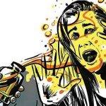 `நான் சொன்ன கட்சிக்கு ஓட்டு போடலயா நீ!'- மனைவியின் வாயில் ஆசிட் ஊற்றிய கணவன்