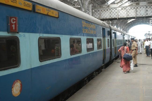 தெற்கு ரயில்வே - மத்திய அரசு