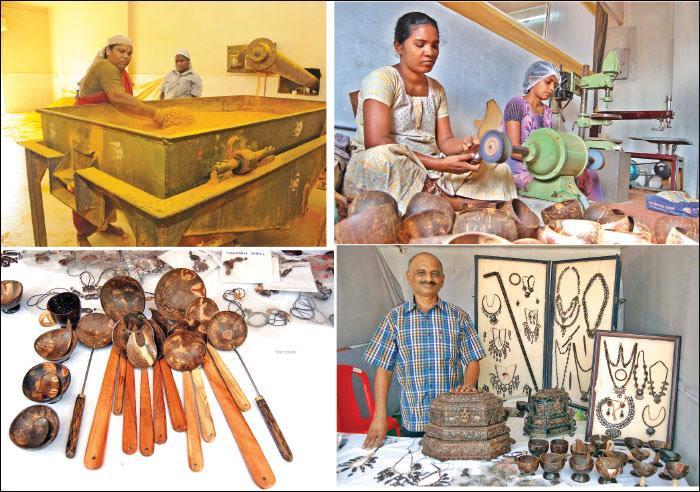 Exportable goods