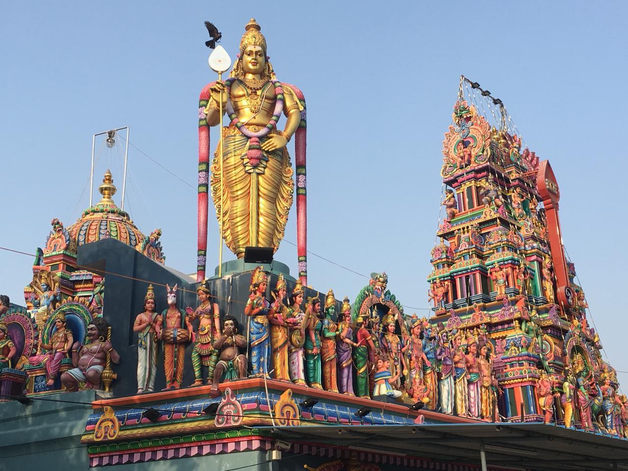 கௌஸ் கோயில்
