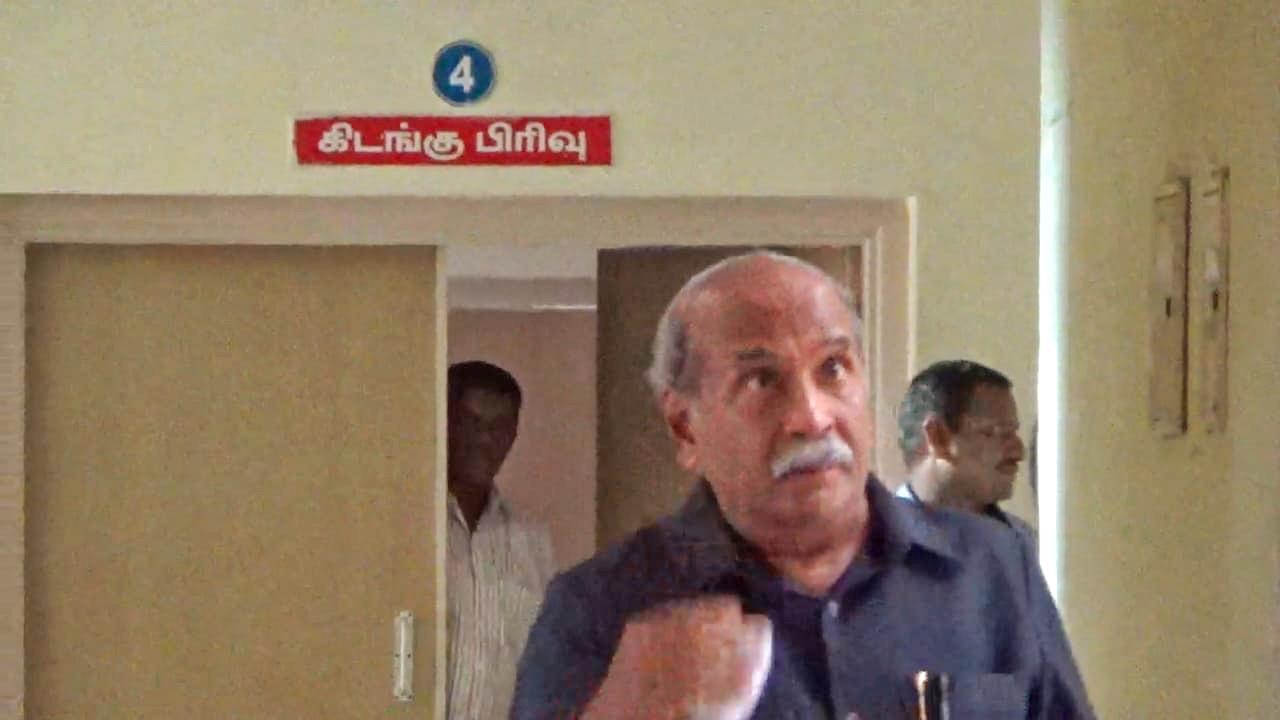 சர்க்கரை ஆலை உரிமையாளர் ராம் தியாகராஜன்