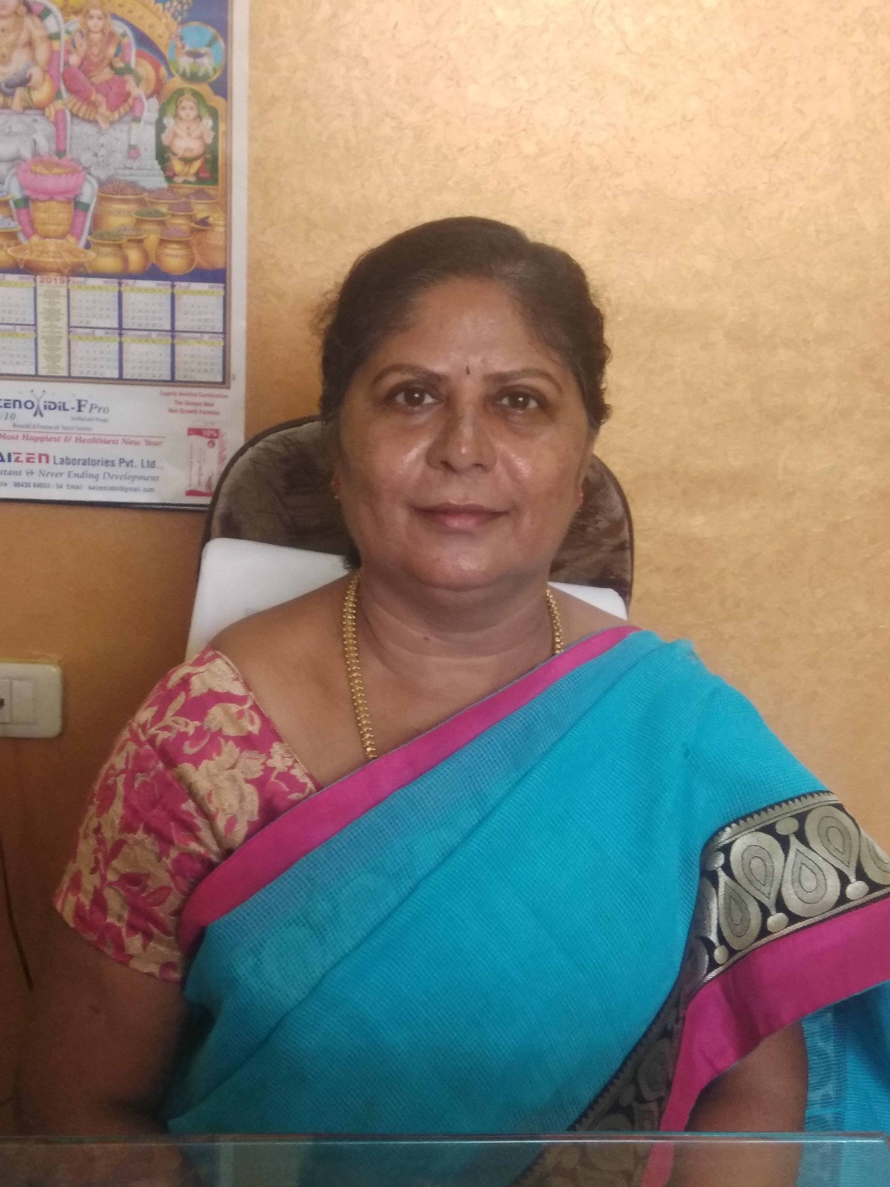சரும மருத்துவர் மஞ்சுளா நாகராஜன்