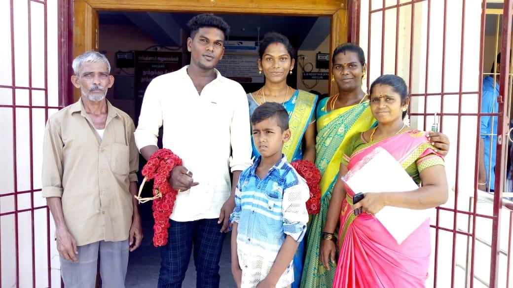அருண்குமார் - ஸ்ரீஜா