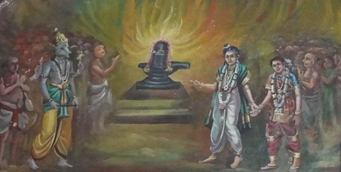 திருஞானசம்பந்தர் திருமணம்