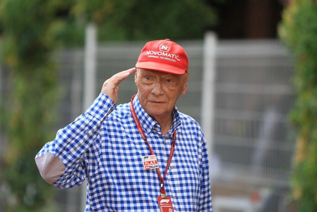 Niki lauda passed away