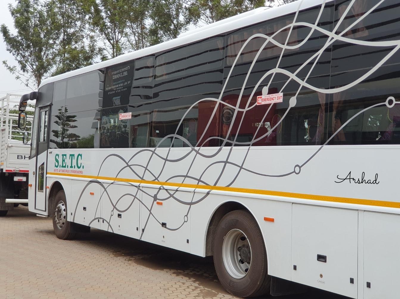 Leera Model SETC BUS