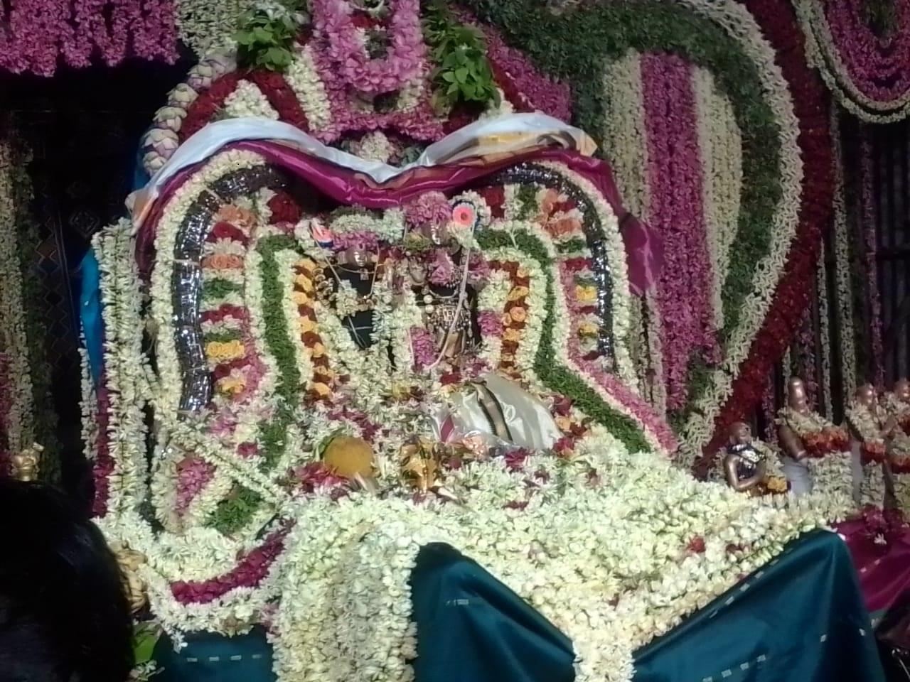 கோலாகலமாய் நடந்த திருஞானசம்பந்த சுவாமிகளின் திருக்கலயாண பெருவிழா!
