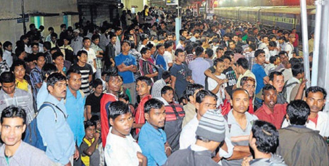 `2,600 பணியிடங்களில் 2,300 பேர் வடமாநிலத்தவர்கள்!' - மத்திய அரசுக்கு எதிராகக் கொந்தளிக்கும் தமிழர்கள் 156590_thumb
