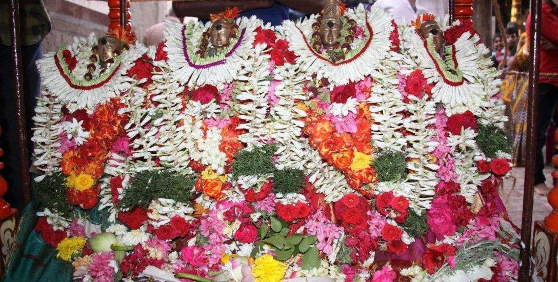 திருஞானசம்பந்தர் திருக்கல்யாண வைபவம், ஜோதியில் கலந்த திருநாள் ... ஆச்சாள்புரத்தில் இன்று இரவு குருபூஜை!