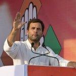 `அடுத்த 24 மணி நேரம் மிகவும் முக்கியமானது; துவண்டுவிடாதீர்கள்!' - ராகுல்காந்தி