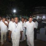 11 மணி நேரம் காத்திருந்து சோகத்துடன் வெளியேறிய பொன்.ராதாகிருஷ்ணன்!