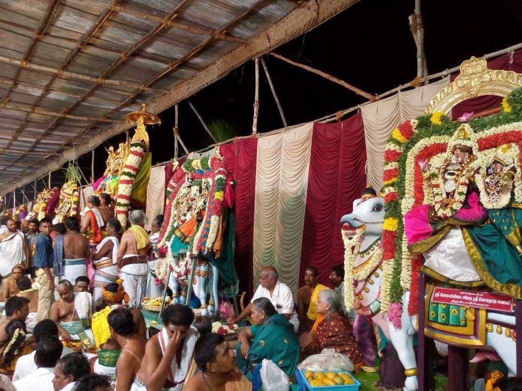 ரிஷப வாகன சேவை