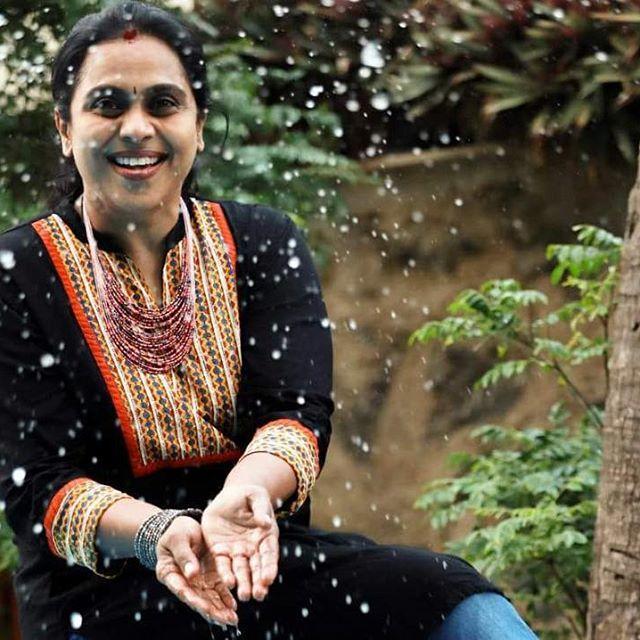 நடிகை விஜி சந்திரசேகர்