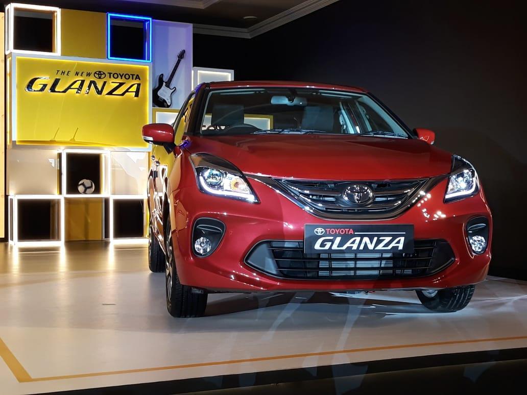 Glanza launch