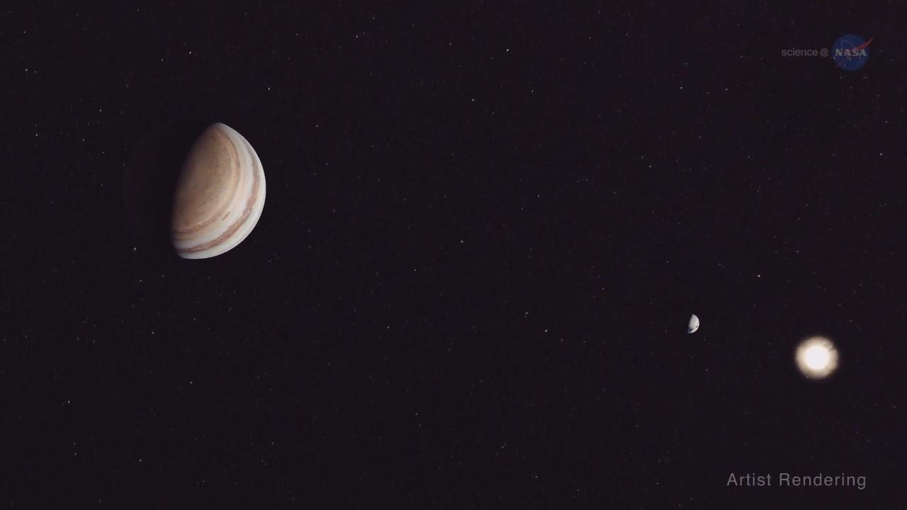 'Jupiter atOpposition', Photo: NASA