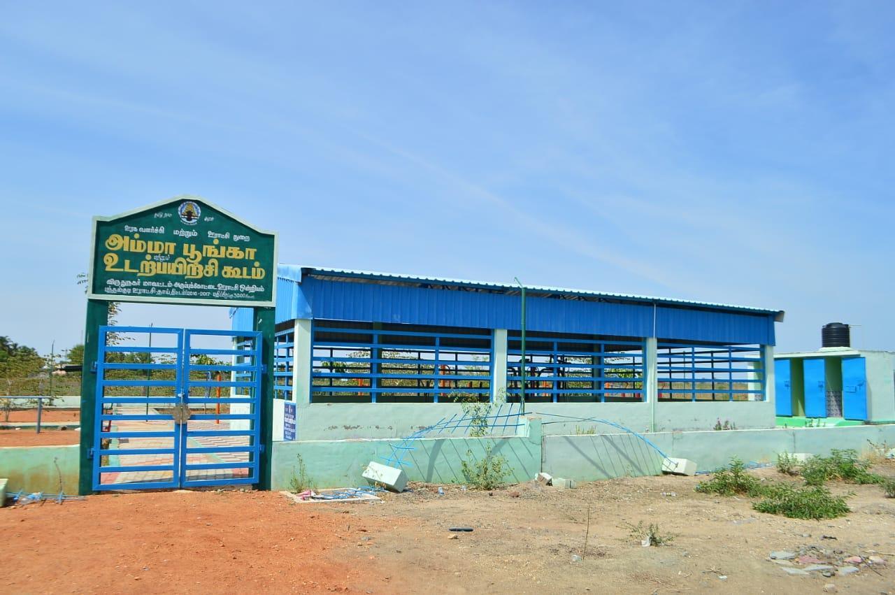 பந்தல்குடி பூங்கா
