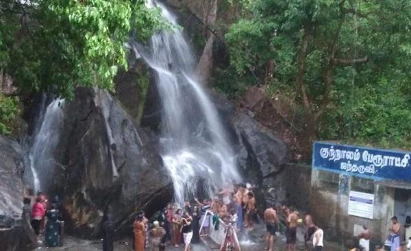 குற்றாலம் சீசன் தொடக்கம்