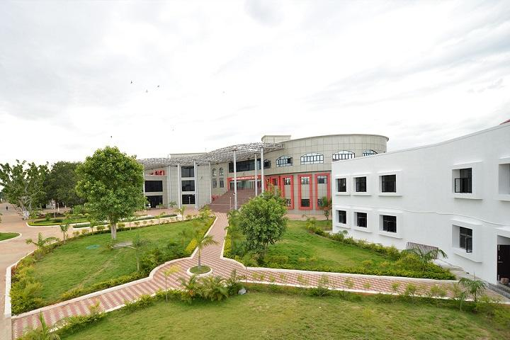 Campus View of Indian Institute of Crop Processing Technology Thanjavur