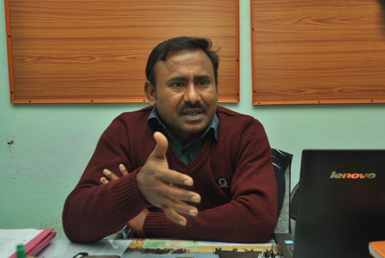 Wildlife Biology பேராசிரியர் ராமகிருஷ்ணன்