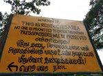 சிதைக்கப்படும் கரிக்கையூர் பாறை ஓவியங்கள் - `செக்' வைத்த மாவட்ட நிர்வாகம்!