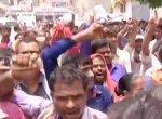 `கோ பேக் நிதிஷ்குமார்!' - 3 வாரங்கள் கழித்து மருத்துவமனைக்கு வந்த பீகார் முதல்வருக்கு எதிர்ப்பு