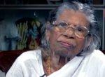 கேரளாவின் புரட்சி நாயகி... கௌரியம்மாவுக்கு 100 வயது