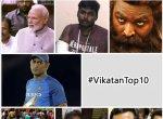 மோடி `லாஜிக்' முதல் சீமான் `சீற்றம்' வரை! #VikatanTop10