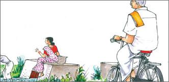 மரத்தடி மாநாடு: ஏறுமுகத்தில் மரவள்ளிக்கிழங்கு விலை!