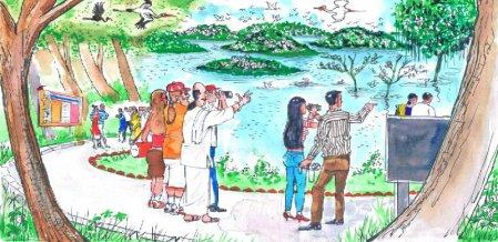 மண்புழு மன்னாரு: பறவைகள் கொடுக்கும் 'இயற்கைப் பரிசு!'